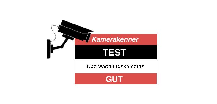 Test Überwachungskameras