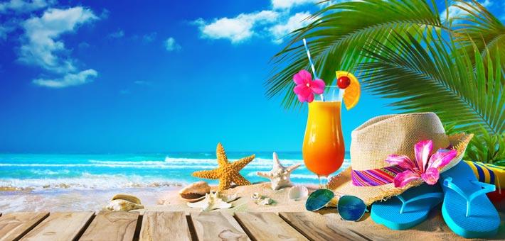 Schöne Urlaubsbilder